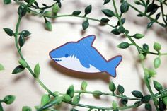 Wooden Hairclips