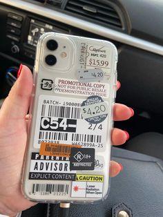 Label Design iPhone 11 Case