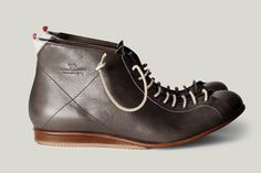 Handmade Leather Boots from Italy: Hard Graft Footwear - http://dzinetrip.com/lifestyle : DZine Trip