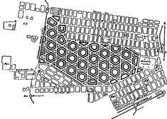 Planos Ciudad en base Hexagonal