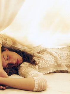 teen beauties Sleeping