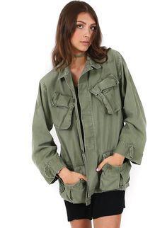 Original Vietnam Jacket - Vintage