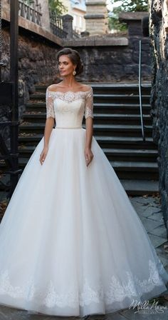 Milla Nova 2016 Bridal Collection - Dalia