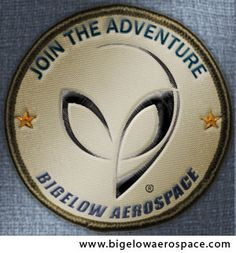 government patches on alien work - Google Search