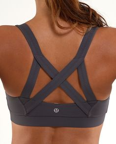 lululemon sports bra. Pretty. I can wear lulu bras every day all day