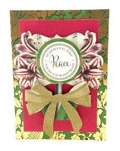 Anna Griffin Holiday Traditions Card Making Kit
