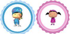 zeynep harikalar diyarında: Pepe Doğum Günü Süsleri