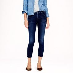 J.Crew - Goldsign® for J.Crew glam jean in Wilcox wash
