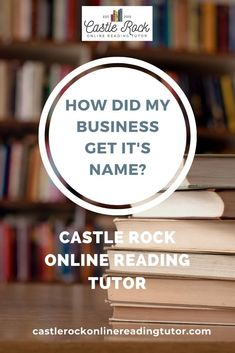 Castle Rock Online Reading Tutor - Together, we will help your child excel . Good Readers, Struggling Readers, Tutoring Business, Reading Tutoring, Reading Adventure, Rock Online, Gillingham, Online Tutoring, Meeting New Friends