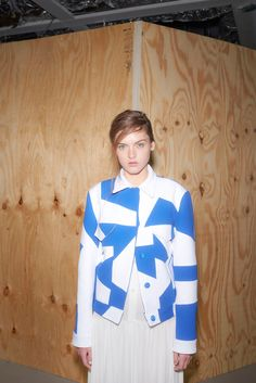 Trager Delaney Spring 2015 Ready-to-Wear - Collection - Gallery - Look 1 - Style.com