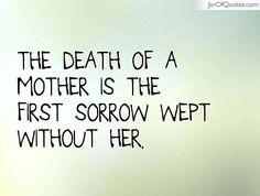 Image result for mother's death