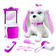 "Barbie Pamper Paws Doll Salon - Kid Designs - Toys ""R"" Us"
