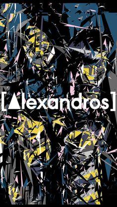 [Alexandros]/アレキサンドロス [02] iPhone壁紙| ただひたすらiPhoneの壁紙が集まるサイト