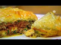 Tajine aux viande hachée - Recette facile - la cuisine algérienne , Samira TV - YouTube