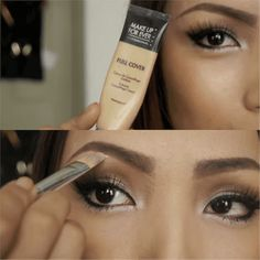 Makeup Tutorials | How To Do your own Eyebrows
