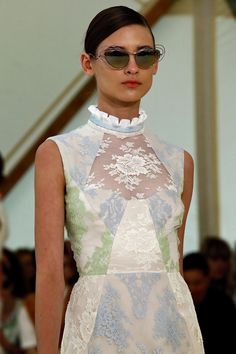 Erdem lace - 2013 D Hide, step way back, keep silent, and be skinny to control that which cannot be.  K.W.