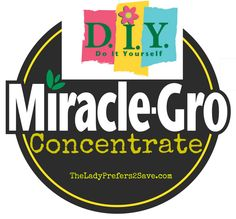 Calling all my fellow gardeners! Today I wanted to share with you another way I stretch a dollar at my home. I make homemade Liquid Miracle Grow Concentrate! This formula works as the original, and costs a mere $0.35 a bottle to make, whereas Miracle Grow costs $9.98 a 12-ounce container! I have never had an … … Continue reading →