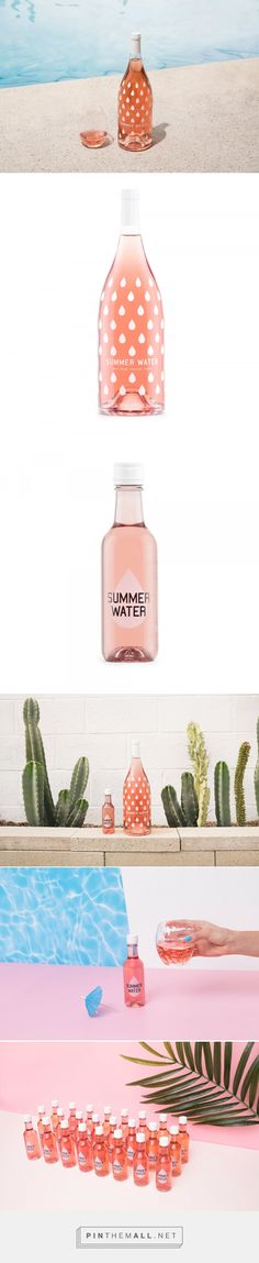 Now You Can Rosé All Day With Winc's Summer Water Societé — The Dieline | Packaging & Branding Design & Innovation News