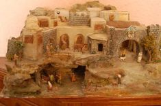 Imagem relacionada Nativity, Painting, Art, Miniatures, Around The Worlds, Nativity Sets, Nativity Scenes, Xmas, Bricolage