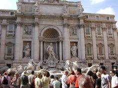 Foto: Carolina Andino Louvre, Journey, Italy, Building, Travel, Mini, Vatican, Vacations, Rome