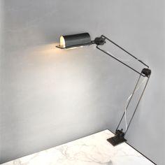 Lumifer Clamp Desk Lamp