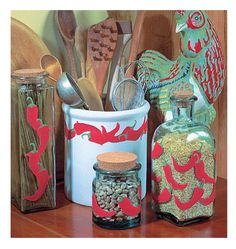 1000 images about chili decor on pinterest chili for Chili pepper kitchen decor ideas