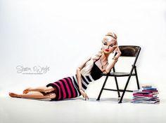 Fashion Dolls – Photos by Sharon Wright