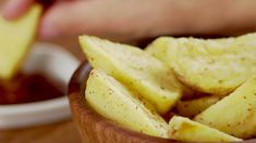 Fotografia de Alimentos | Batatas Potatoes, Vegetables, Food, French Fries Crisps, Gastronomia, Ideas, Celery, Potato, Veggies