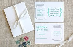 Free Printable stationery for wedding!