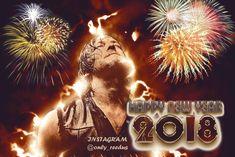 Happy New Year - Norman Reedus