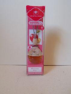 Ambientador de coche manzana Cristalina