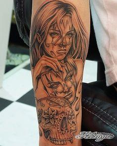 Tattoo Gallery1 of Tattooer Tetsuya