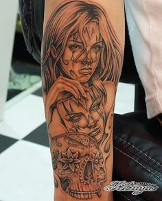 Tattoo Gallery1 of Tattooer Tetsuya