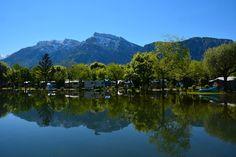 Campeggio lago di Levico Valsugana Trentino