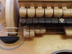 Hurdy Gurdy, Guitar Building, Guitars, Music Instruments