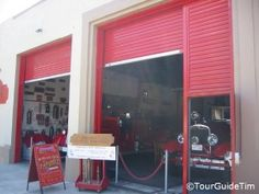 San Diego Firehouse Museum, Little Italy