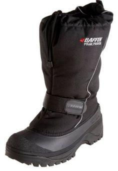 Baffin Tundra Men's Winter Boot (Black)