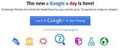 Google I'm Feeling Puzzled Easter Egg
