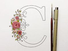 Сообщество иллюстраторов / Записи блогов / Мотильда / Шрифты.(В помощь Марафонцам)
