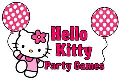 "DIY Hello Kitty Party Games! Mouse Hunt using softer or louder ""meow"" instead of hot or cold"