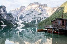 Le Lago di Braies : le plus beau lac des Dolomites - Guide