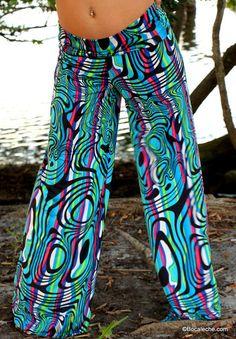 Hypnotic Exotic Exuma Pants