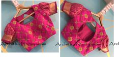 Silk base Designer blouse for Women Up ForTeens Sabyasachi, Lehenga, Sarees, Sari Design, Saree Blouse, Blouse Designs, Plaid Scarf, Blouses For Women, Gowns
