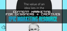 Content Marketing For Designers