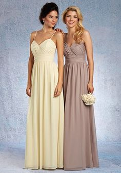 Alfred Angelo Signature Bridesmaids 7323L Bridesmaid Dress - The Knot