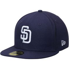 a6226bad73d Men s New Era Matt Kemp San Diego Padres Navy Name and Number 59FIFTY Fitted  Hat