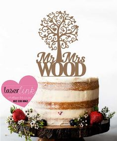 Custom made laser cut wedding and party cake toppers. We will create the design for you! Laser Art, Party Cakes, Laser Cutting, Cake Toppers, Place Card Holders, Create, Wedding, Design, Shower Cakes