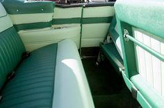 1956 Buick Roadmaster Convertible - Rear Seat Upholstery and Panel - LeBaron Bonney Company: www.lebaronbonney.com (11)