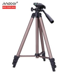 Camera Tripod - Lightweight Professional Tripod Aluminum Camera DV Video Flexible Tripod For DSLR Canon Nikon Sony DSLR Camera Camcorder Camera Tripod, Camera Nikon, Camera Gear, Dslr Cameras, Canon Dslr, Camcorder, Dslr Photography Tips, Mobile Photography, Tips