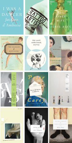 Book Cover Design Inspiration | www.alicia-carvalho.com/blog